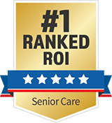 Ranked #1 ROI In Senior Care